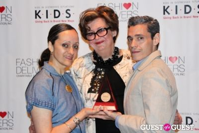 isabel toledo in K.I.D.S. & Fashion Delivers Luncheon 2013