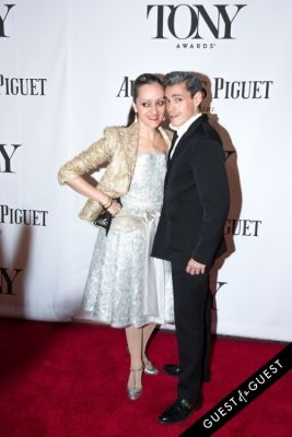 isabel toledo in The Tony Awards 2014