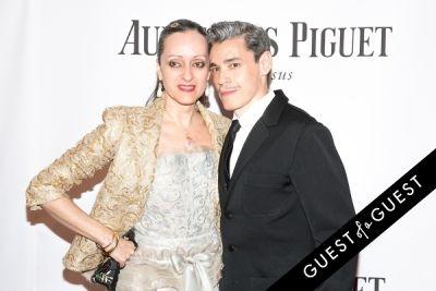 rubin toledo in The Tony Awards 2014