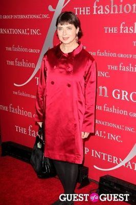 isabella rossellini in FGI Night of Stars