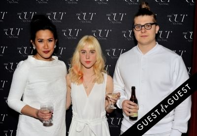 naomi almquist in The Cut - New York Magazine Fashion Week Party
