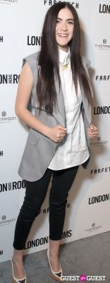 isabelle fuhrman in British Fashion Council Present: LONDON Show ROOMS LA Cocktail Party