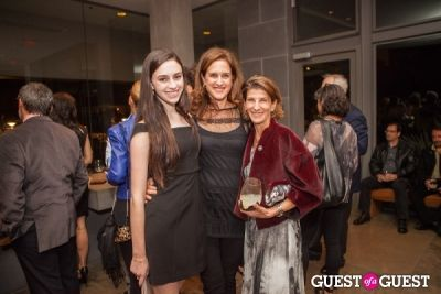 andrea breslin-jaffe in Barak Ballet Reception at The Broad Stage