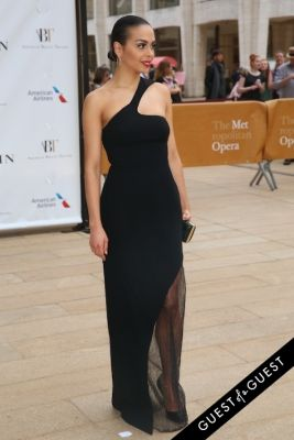 isadora loyola in American Ballet Theatre's Opening Night Gala
