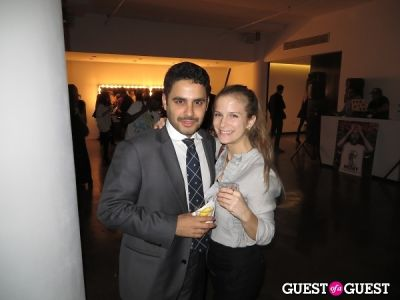issam hamididdin in SCENE's Winter Post-Photo Shoot Celebration