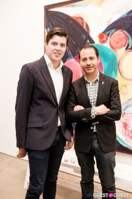 ivan aguirre-and-gabriel-rivera-barraza in Summer Crush: A Benefit for K+C's 10th Anniversary