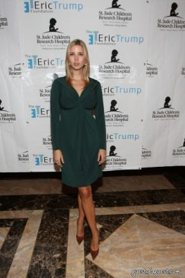 ivanka trump in The Eric Trump Foundation's Third Annual Golf Invitational for St. Jude Children's Hospital