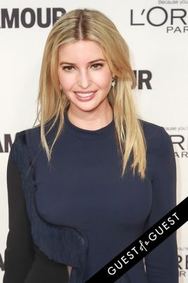 ivanka trump in Glamour Magazine Women of the Year Awards