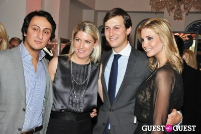 flo fulton in IVANKA TRUMP CELEBRATES LAUNCH OF HER 2010 JEWELRY COLLECTION