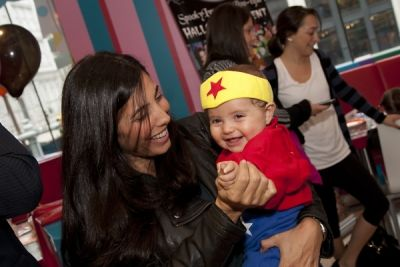 ivy tirosh in The 10th Annual DivaLysscious Moms Halloween Spooktacular