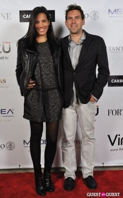 christiane yu in Carbon NYC Spring Charity Soiree