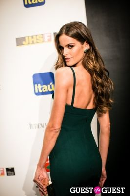 izabel goulart in Brazil Foundation Gala at MoMa