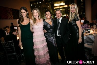parreira in Brazil Foundation Gala at MoMa