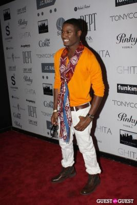 jc jones in THV PR and Angeleno magazine presents Fashion Night @ SupperClub