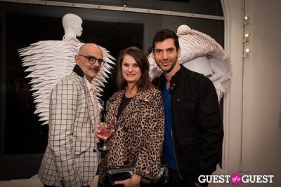 yotam solomon in Decades & Bea Szenfeld Art & Fashion  Hosted by B. Åkerlund