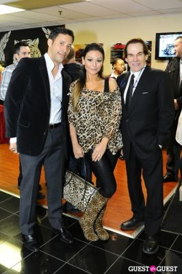 r. couri-hay in Bobby Khan Hosts The Grand Opening Of The Emporio Motor Group