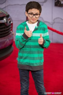 j.j. totah in Premiere Of Disney's