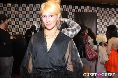 jackie chambers in THV PR and Angeleno magazine presents Fashion Night @ SupperClub
