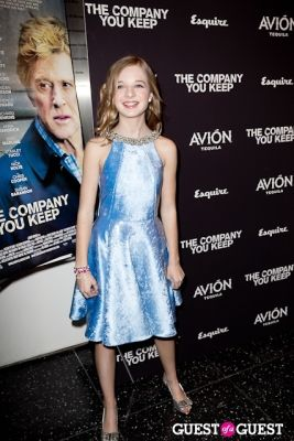 jackie evancho in Avion Espresso Presents The Premiere of The Company You Keep