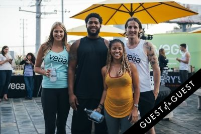 paige carter in Vega Sport Event at Barry's Bootcamp West Hollywood