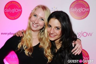 jaclyn miller in Daily Glow presents Beauty Night Out: Celebrating the Beauty Innovators of 2012
