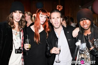 scott lipps in Paper Magazine's 16th Annual Beautiful People Party