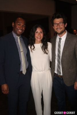 jacob soboroff in UNICEF Next Generation LA Launch Event