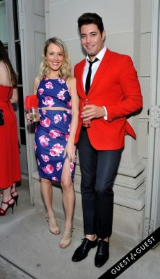 jacob zucker in Frick Collection Flaming June 2015 Spring Garden Party