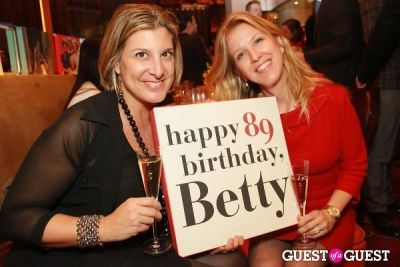 marissa freeman in Betty White's 89th Birthday Party