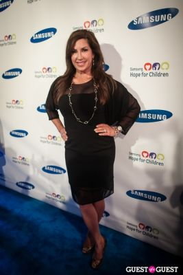jacqueline laurita in Samsung Hope For Children Gala 2013