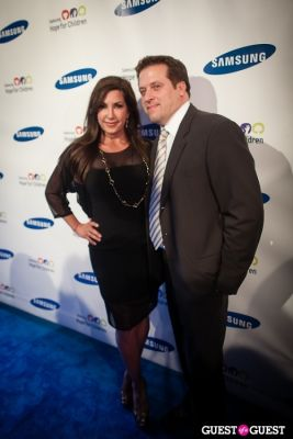 chris laurita in Samsung Hope For Children Gala 2013