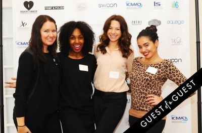 robynne hammer in Beauty Press Presents Spotlight Day Press Event In November