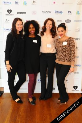 pilar davis in Beauty Press Presents Spotlight Day Press Event In November