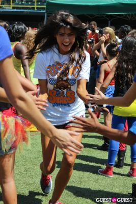 jacqueline macinnes-wood in 3rd Annual All-Star Kickball Game Benefiting Rising Stars of America