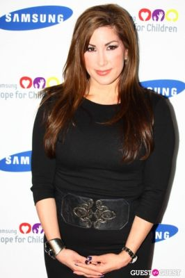 jacqueline maurita in Samsung 11th Annual Hope for Children Gala