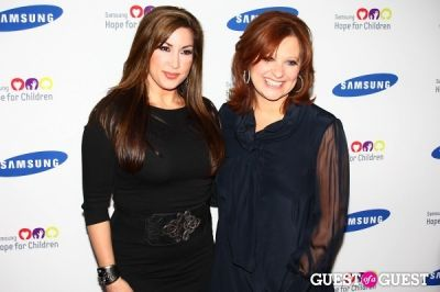 caroline manzo in Samsung 11th Annual Hope for Children Gala