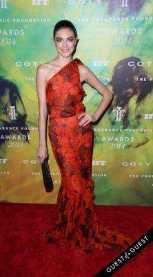 jacquelyn jablonski in Fragrance Foundation Awards 2014