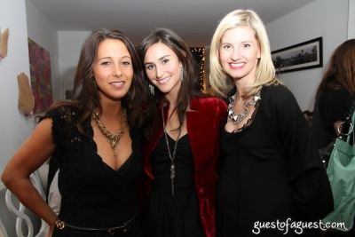 danielle snyder in DANNIJO Holiday Party