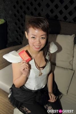 jade chiu in LIFE HAPPENS After Party