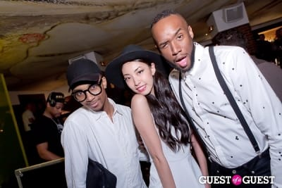 tsubasa wantanabe in Jae Joseph Bday Party hosted by the Henery at Hudson Hotel