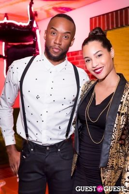 sharleen radlien in Jae Joseph Bday Party hosted by the Henery at Hudson Hotel