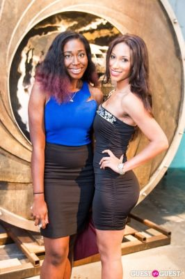 jahdai kilkenny in Celebrity Hairstylist Dusan Grante and Eve Monica's Birthday Soirée