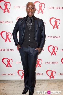 jahlove serrano in Love Heals 2013 Gala