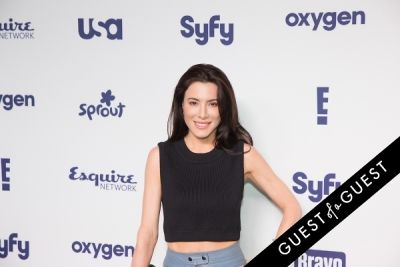jaime murray in NBCUniversal Cable Entertainment Upfront