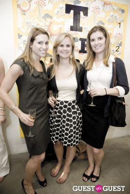 jaime shepard in Kristin Pasternak Fine Jewelry launch party