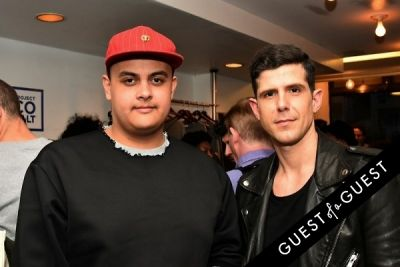 omar nasir in PROJECT COBALT SS15  COLLECTION LAUNCH AT REED SPACE