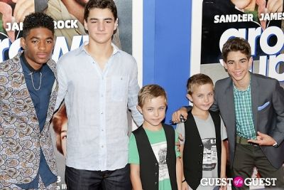 cameron gingerich in Grown Ups 2 premiere