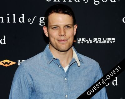 jake lacy in Child of God Premiere