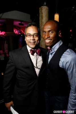 jamal rashann-callender in Ballet Hispanico 3rd Annual Dance Into Fashion Benefit