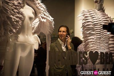 james deutch in Decades & Bea Szenfeld Art & Fashion  Hosted by B. Åkerlund